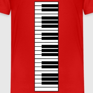piano, piano keyboard Shirts - Teenager Premium T-shirt