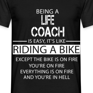 Life Coach T-Shirts - Men's T-Shirt