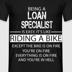 Loan Specialist T-Shirts - Men's T-Shirt