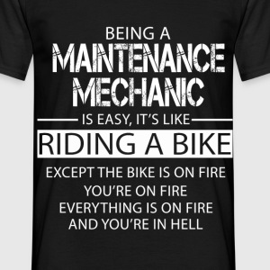 Maintenance Mechanic T-Shirts - Men's T-Shirt