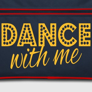 dance with me Bolsas y mochilas - Bandolera retro