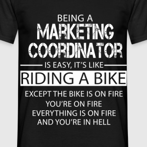 Marketing Coordinator T-Shirts - Men's T-Shirt