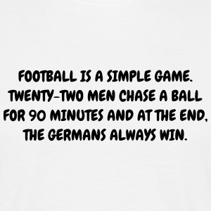 Football - Fußball - Fútbol - Calcio - Foot - Cool T-shirts - T-shirt herr
