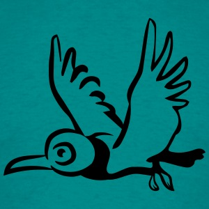bird flying T-Shirts - Men's T-Shirt