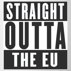 Straight outta the EU Mug - Mug