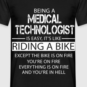 Medical Technologist T-Shirts - Men's T-Shirt