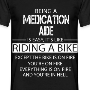 Medication Aide T-Shirts - Men's T-Shirt