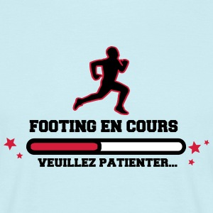 FOOTING EN COURS Tee shirts - T-shirt Homme