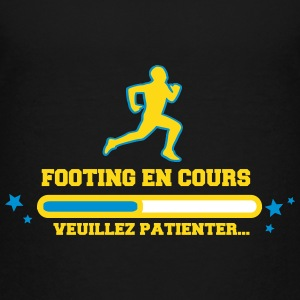 FOOTING EN COURS Tee shirts - T-shirt Premium Ado