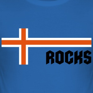 Iceland rocks T-Shirts - Männer Slim Fit T-Shirt