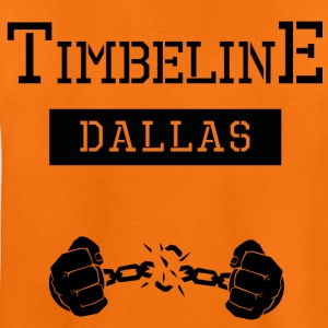Jail-Shirt Dallas TImberline - Teenager Premium T-Shirt