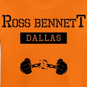 Jail-Shirt Dallas Ross Bennett - Teenager Premium T-Shirt