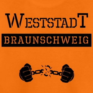 Ghetto-Shirt Weststadt Braunschweig - Teenager Premium T-Shirt