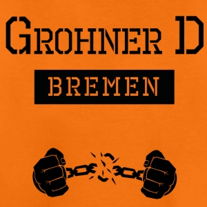 Ghetto-Shirt Grohner Düne Bremen - Teenager Premium T-Shirt