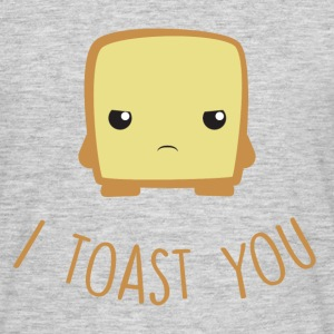 I Toast You Tee shirts - T-shirt Homme