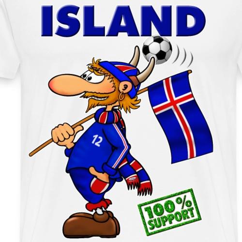 Fan Island - Supporter of Island