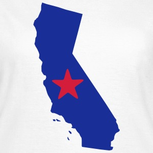 California T-shirts - Vrouwen T-shirt