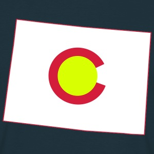 Colorado T-shirts - Mannen T-shirt