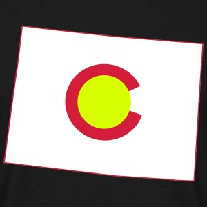 Colorado Tee shirts - T-shirt Homme