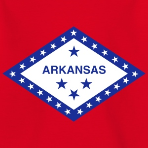 Arkansas T-shirts - Børne-T-shirt