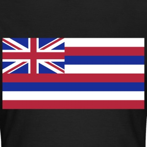 Flag Hawaii T-shirts - T-shirt dam