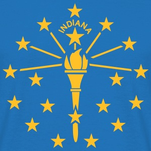 Indiana T-shirts - Herre-T-shirt
