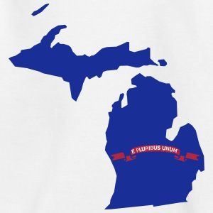 Michigan T-Shirts - Kinder T-Shirt