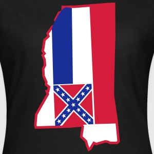Mississippi T-Shirts - Frauen T-Shirt
