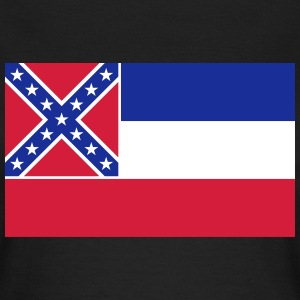 Flag Mississippi T-Shirts - Frauen T-Shirt