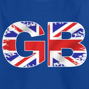 GB - Great Britain Tee shirts - T-shirt Ado