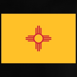 Flag New Mexico Baby T-Shirts - Baby T-Shirt