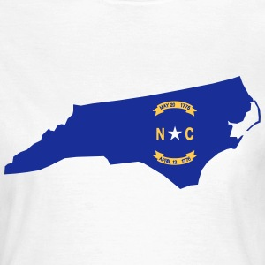 North Carolina T-Shirts - Frauen T-Shirt