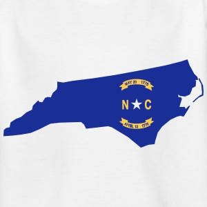 North Carolina Tee shirts - T-shirt Enfant