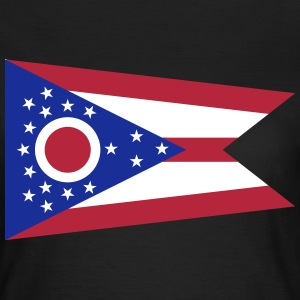 Flag Ohio T-Shirts - Women's T-Shirt