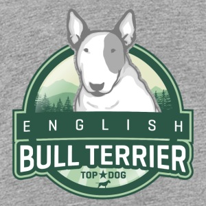 English Bull Terrier FOREST T-Shirts - Kinder Premium T-Shirt