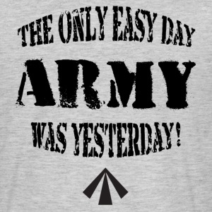 Army Easy Day - Men's T-Shirt