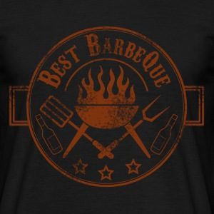 barbeque - Männer T-Shirt