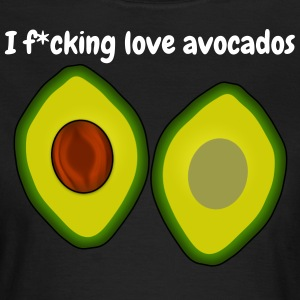avocado T-Shirts - Frauen T-Shirt
