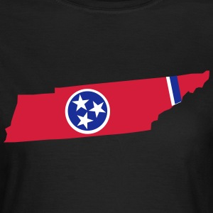 Tennessee T-shirts - Dame-T-shirt
