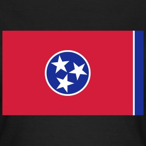 Flag Tennessee T-shirts - Vrouwen T-shirt