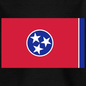 Flag Tennessee Shirts - Kinderen T-shirt