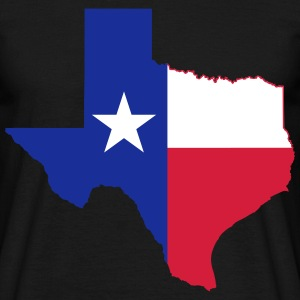 Texas T-shirts - Herre-T-shirt
