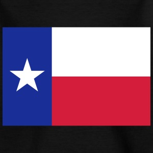 Flag Texas T-shirts - Børne-T-shirt