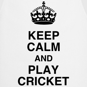 Cricket - Cricketer - Sport - Kricket - Wicket  Aprons - Cooking Apron