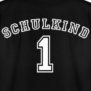 Schulkind New College Style T-Shirts - Kinder T-Shirt