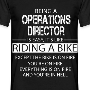 Operations Director T-Shirts - Men's T-Shirt