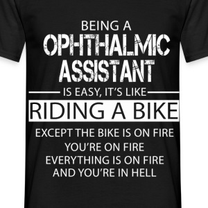 Ophthalmic Assistant T-Shirts - Men's T-Shirt