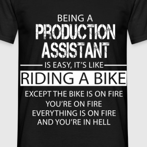 Production Assistant T-Shirts - Men's T-Shirt