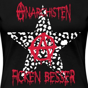 Anarchisten T-Shirts - Frauen Premium T-Shirt