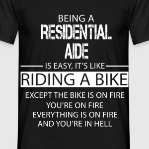 Residential Aide T-Shirts - Men's T-Shirt